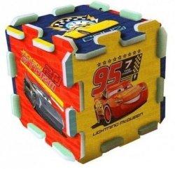 Puzzle piankowe Cars 3 Auta Trefl 60721
