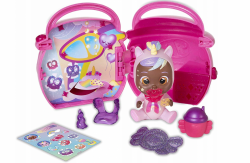 Cry Babies Magic Tears Paci House Domek Niespodzianka IMC 091061
