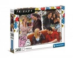 Puzzle Przyjaciele Friends 500 el. Clementoni 35090