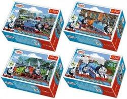 Puzzle Przygody Tomka mini 54 el. Trefl 54148