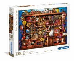 Puzzle Sklep ze Starociami 1000 el. Clementoni 39512