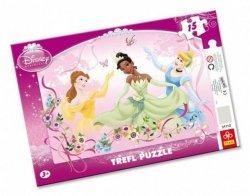 Puzzle Princess  ramkowe 15 el. Trefl 31112
