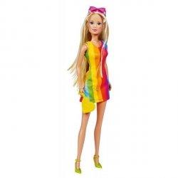 Lalka Steffi Tęczowa moda Simba 5733331