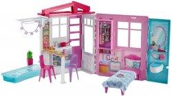 Domek dla Lalki Barbie Przytulny Mattel FXG54