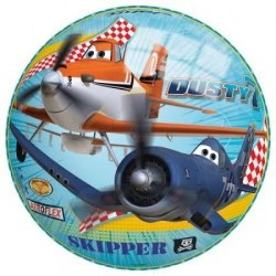 Piłka Perłowa Samoloty 2 Planes 23 cm John 005-4521