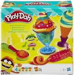 Lodowa uczta Ciastolina Play-Doh Hasbro B1857