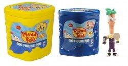 Fineasz i Ferb Figurka w żelu TM Toys 03342