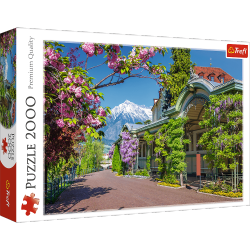 Puzzle Merano Włochy 2000 el. Trefl 27115