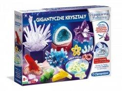 Zabawka Gigantyczne kryształy Clementoni 50106