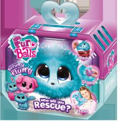 Fur Balls Aqua Od Brudaska do Przytulaska TM Toys 635A
