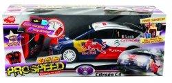Samochód wyścigowy Citroen C4 zdalnie sterowany RC Dickie 1119374
