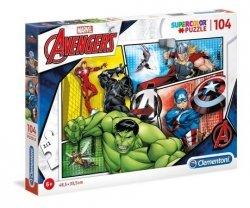 Puzzle Avengersi 104 el. Trefl 27284