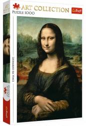 Puzzle Mona Lisa 1000 el. Trefl 10542