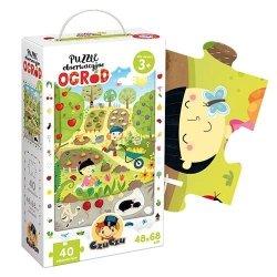 CzuCzu  Puzzle obserwacyjne Ogród 33662