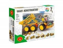 Zestaw Konstrukcyjny Mały Konstruktor 7w1 Muck 733 el. Alexander 2185