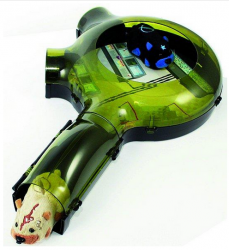 Zhu Zhu Pets Kung Zhu Kryjówka Sił specjalnych TM Toys 88611