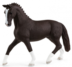 Figurka Koń Ogier Rasy Hanoverian Schleich 13927