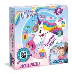 Puzzle Zegar I Belive 96 el. Clementoni 23035