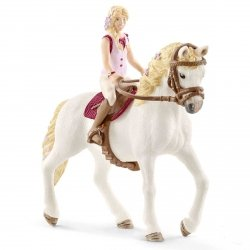 Figurka Sofia i Blossom Konie Schleich 42515