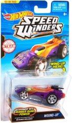 Autonakręciaki Hot Wheels Samochodziki napędzane gumkami 1:64 Mattel DPB70