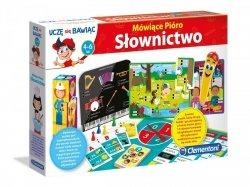 Gra edukacyjna Mówiące pióro Słownictwo Clementoni 50596