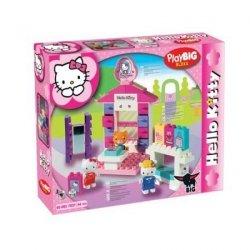Klocki Hello Kitty Sklepik 44 el. BIG