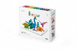 Masa Plastyczna Hey Clay Dinozaury TM Toys HCLSE006