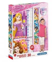 Puzzle Princess Miarka wzrostu 30 el. Clementoni 20328