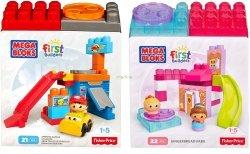 Mega Bloks Małe zestawy klocki do zabawy DKX85