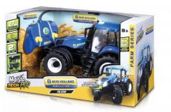 Zdalnie Sterowany Traktor New Holland Światło Maisto 82026