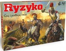 Gra strategiczna Ryzyko Hasbro B7404