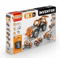 Klocki konstrukcyjne Engino Inventor 50w1 Models Motorized Engino Formatex 5030