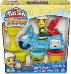 Play-Doh Ciastolina Mini Pojazdy Hasbro B5959
