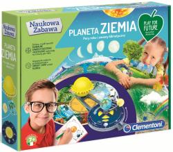 Planeta Ziemia Naukowa Zabawa Clementoni