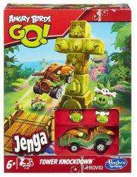 Gra Angry Birds Go Wieża Jenga Hasbro A6437