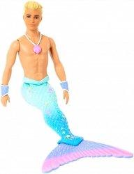 Barbie Dreamtopia Ken Syren Lalka Mattel FXT23