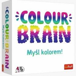Gra Colour Brain Myśl kolorem! Trefl 01668