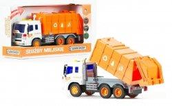 Służby miejskie Kontener Zabawka Śmieciarka Madej 78710