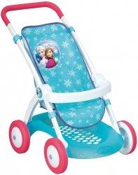 Spacerówka-wózek dla lalki Frozen Kraina Lodu Smoby 254045
