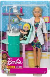 Barbie Dentystka Zestaw Kariera Mattel FXP16