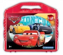 Klocki obrazkowe Cars Clementoni 41185