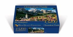 Puzzle Dolomity 13200 el. Clementoni 38007