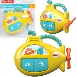 Muzyczna łódź podwodna Pianinko Fisher Price GFX89