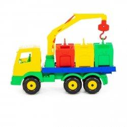 Prestiż samochód do przewozu kontenerów Polesie 44181