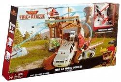 Pożar w Kadłubacówce Planes 2 Samoloty Zestaw Mattel CDR39