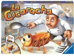 Gra zręcznościowa La Cucaracha Złap Robala Ravensburger 223336