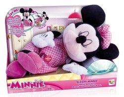 Śpiąca Myszka Minnie Zabawka Interaktywna IMC 181328