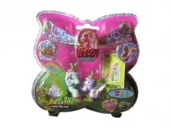Kucyk Filly Butterfly Mama z dzieckiem Epee 01998