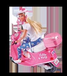 Lalka Steffi na Skuterze Hello Kitty Simba 9283024