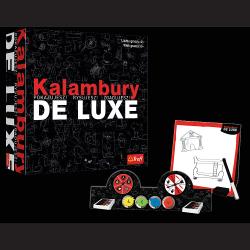 Gra Towarzyska Kalambury De Luxe Trefl 01016